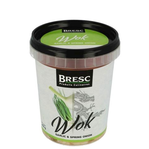 Wok garlic 450g