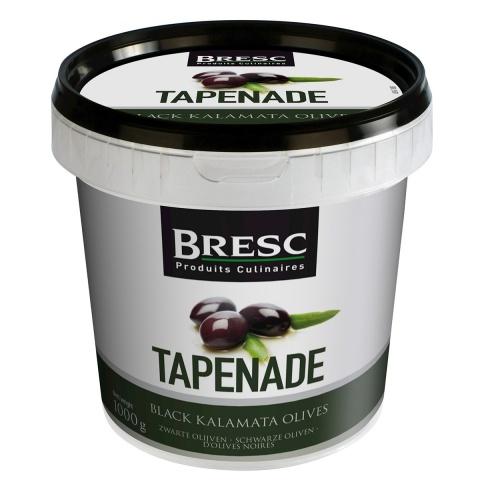 Tapenade Kalamata d'olives noires 1000g