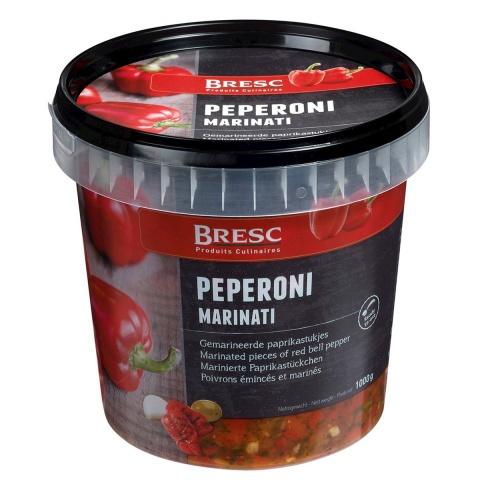 Peperoni marinati 1000g