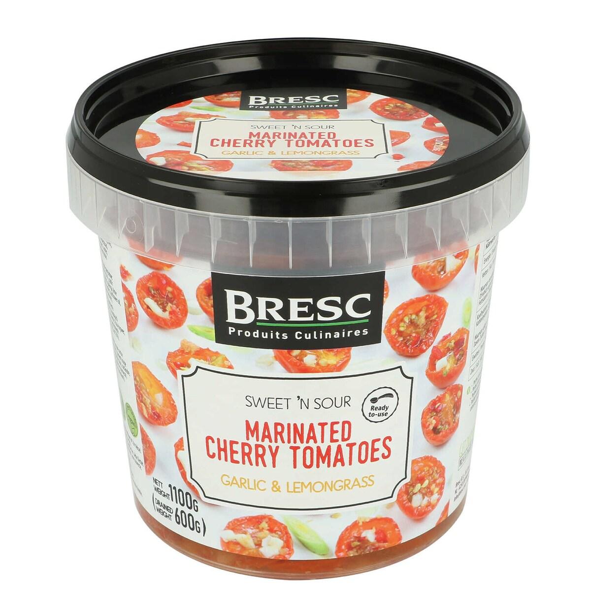 Zoetzure cherrytomaten knoflook citroengras 1100g